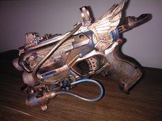 nerf firestrike steampunk mod : Icarus by sanderdewachter