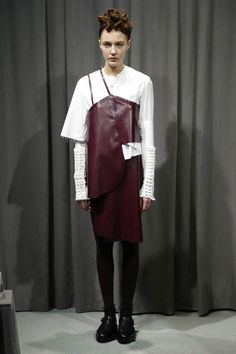 Phoebe English | Ready-to-Wear - Autumn 2016 | Look 2