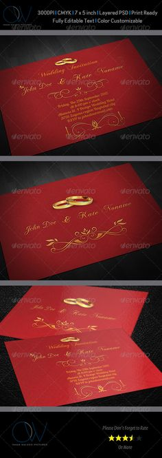 Christmas and New Year Greeting Card Vol2 Corporate design, Color - invitation card format for conference