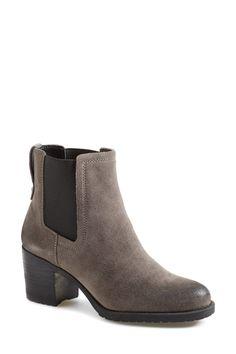 'Hanley' Suede Chelsea Boot (Women) by Sam Edelman on @nordstrom_rack