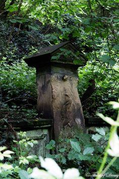Old Cemetery Saarbrücken, Germany