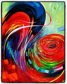 #art #artist #painter #oilpainting #coloringtherapy #arttherapy #coloring #artstagram #sightunseen#figurativeart #brianViveros #drawinganatomyandart #artwork #illustration #sketch #red #instaart  #hexagons #triangles #greencolor #artstudio #bcartist #yyjarts #supportart #collageart #abstractart #abstracto #visualart #d_expo