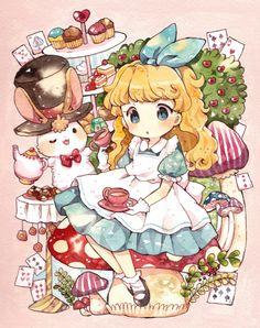 Alice by もかろーる