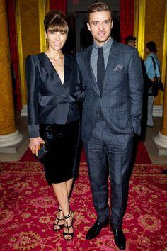Jessica Biel with handsome husband Justin Timberlake