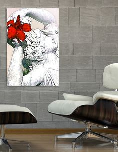 Discover «Love Is In The Air», Limited Edition Aluminum Print by Glink - From $65 - Curioos