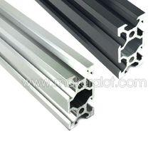 2040 V Slot Extruded Aluminum 1 Meter 20mm x 40mm