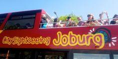 Johannesburg hop on, hop off…