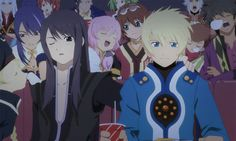 Tales of Vesperia at a theater