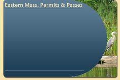 Eastern Massachusetts National Wildlife Refuge Complex Permits & Passes