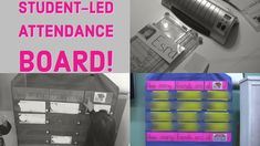 Student-Led Attendance Board & Making Attendance Name Cards https://youtu.be/wGk1AGzF9nc