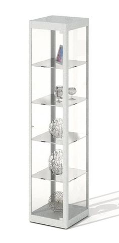 White Space Saving Shelf For Decoration, formats include OBJ, architectural, ready for animation and other projects Space Saving Shelves, 3d Architecture, White Space, Shelf, Display, Decoration, Simple, Glass, Furniture