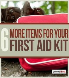 More Uncommon First Aid Items   DIY Emergency Preparedness Kit by Survival Life at http://survivallife.com/2015/04/09/uncommon-first-aid-items/