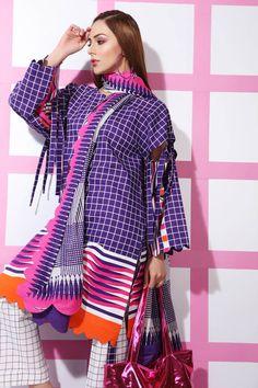 New Ladies Dress Design 2020 Beautiful Pakistani Dresses, Pakistani Dresses Casual, Pakistani Dress Design, Casual Dresses, Pakistani Bridal, Stylish Dresses For Girls, Stylish Dress Designs, Unique Dresses, New Ladies Dress
