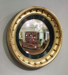 Convex Wall Mirror butler's mirror | { dias // vallensbæk station } | pinterest