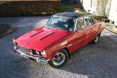 FOR SALEStunning 1972 ROVER P6 3500S. (Upgraded) 3. 9LTR. speed manual. 00cfm Eldebrock carb. iper Hurricane camshaft. lus more. 25k+spent!Here we have on offer a very interesting P6 Rover. Originally a 3500cc V8 car. itted with the factory 4 speed manual gearbox. t has been restored and upgraded with a 3. 9ltr V8 which is fed by a 500cfm Eldelbrock carb and fitted with aViper Hurri