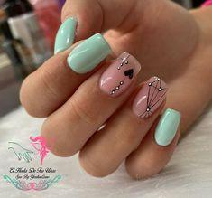 Nail Designs Pictures, Nail Art Designs, Mani Pedi, Manicure, Yellow Nail Art, Perfect Nails, Nails On Fleek, Nail Arts, Nails Inspiration