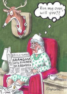 Grandma Get Revenge funny funny quotes reindeer humor christmas xmas christmas quotes christmas quote christmas humor christmas songs Christmas Comics, Christmas Jokes, Christmas Cartoons, Christmas Fun, Holiday Fun, Xmas, Christmas Posters, Christmas Journal, Christmas Blessings