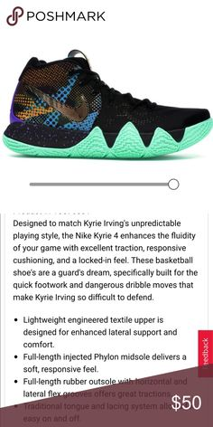 Kyrie Basketball Shoes Mamba Mentality b76fa181d