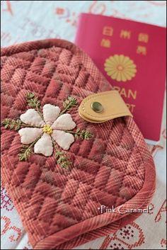 Patchwork *Pink Caramel*: ニースの朝