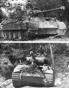 Panzer Iii, Panther Pictures, Mg 34, Ww2 History, Tiger Tank, Armored Fighting Vehicle, Ww2 Tanks, Battle Tank, Chenille