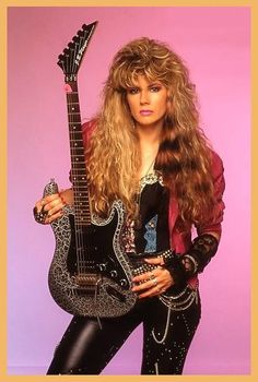 Janet Gardner [ November 1961 October 2013 ) Incredible guitarists bands of hard rock Vixen! 80s Hair Metal, Hair Metal Bands, 80s Hair Bands, Chica Heavy Metal, Heavy Metal Girl, Heavy Metal Music, Female Rock Stars, Rock And Roll Girl, 80s Rock Bands