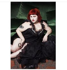 Photo de Beth Ditto & The Gossip. Beth Ditto, Dytto, Plus Size Chic, Janis Joplin, American Singers, Big And Beautiful, Gossip, Indie, Curvy