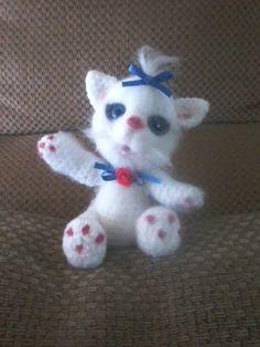 amigurumi gatito