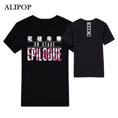 ALIPOP KPOP Korean Fashion 2016 BTS Bangtan Boys 3 Anniversary Young Forever Album Cotton Tshirt K-POP T-shirt TopS PT170 #Affiliate