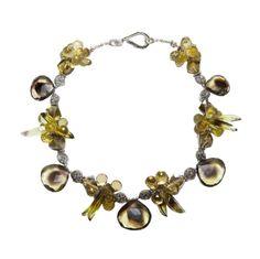 bio lemon quartz and lemon quartz necklace at 1stdibs