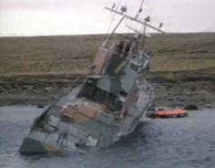 Lanchas patrulleras argentinas GC- 83- Falklands war 1982 - pin by Paolo Marzioli