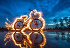painting with light photography | Top 50 Light Painting Photography Wallpapers for your Desktop