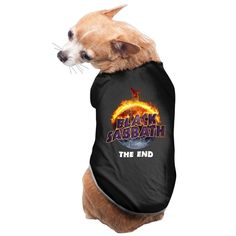 Black Sabbath 2016 Dog Pet Dog Costume -- Awesome products selected by Anna Churchill