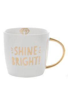 Slant Collections 'Shine Bright' Mug available at #Nordstrom
