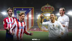 Madrid Derby: Real Set For First Win At Wanda Metropolitano