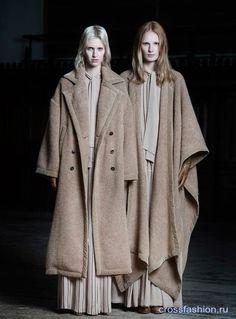 Пошив пальто в ателье: Как угадать с фасоном?