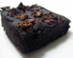 Stuff I Make My Husband: 1-carb brownies