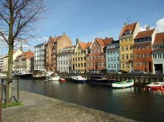 Christianshavn - Canal Neighborhood, Copenhagen