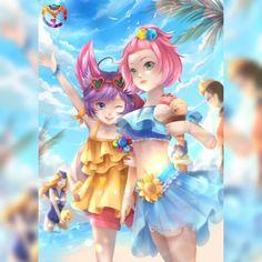 Mobile Wallpaper Android, Mobile Legend Wallpaper, Hero Wallpaper, Anime Chibi, Anime Art, Game Character, Character Design, Alucard Mobile Legends, Anime Siblings