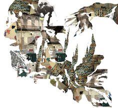 Celeste Najt - Collage