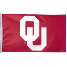 Oklahoma Sooners 3'x5' Flag - Wincraft
