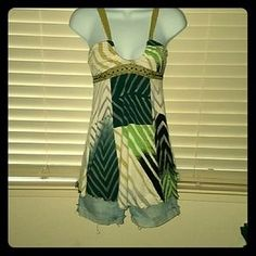 I just added this to my closet on Poshmark: *Adorable Free People Tank*. Price: $34 Size: XS