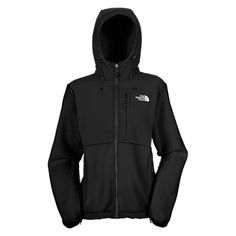 You Never Met The Famous The North Face Denali Black Hoodie Like That In Here! #WarmJackets