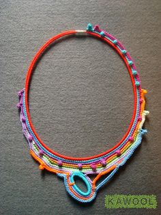 Kawool: Necklaces