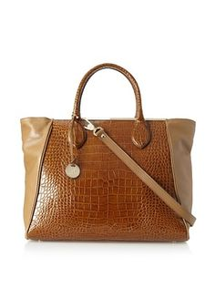 11cbea34fc 50% OFF Rowallan of Scotland Women s Sofia Croco Tote Bag