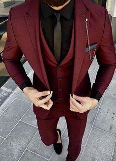Fashion Mode, Fashion Outfits, Fashion Ideas, Men's Outfits, Church Outfits, Fashion Styles, Style Fashion, Fashion Trends, Terno Casual