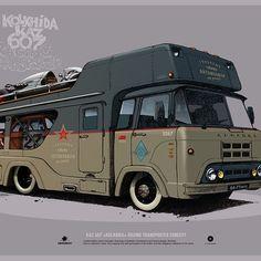 ArtStation - Andrey Tkachenko