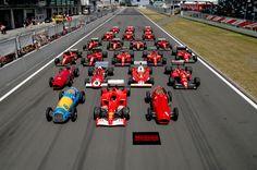 Feliz DIA del PILOTO: natalicio de Juan Manuel Fangio y Alonso CAMPEON #F1 #España   Patricia Gallardo
