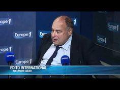 Politique France Un duel au sommet - http://pouvoirpolitique.com/un-duel-au-sommet/