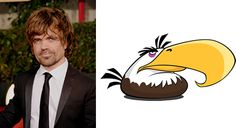 The Bird's The Word - GoT's Peter Dinklage To Voice One Angry Bird