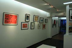 Papel picado, exposición de Diego Bianki y Cristian Turdera. Septiembre de 2011.